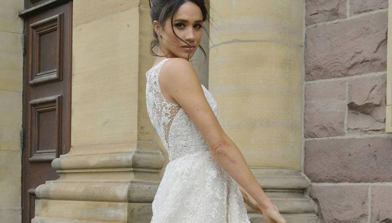 Интрига подвенечного платья Меган Маркл раскрыта