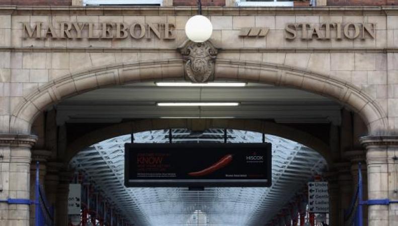 Лондон и Оксфорд связала высокоскоростная железнодорожная линия фото:standard.co.uk
