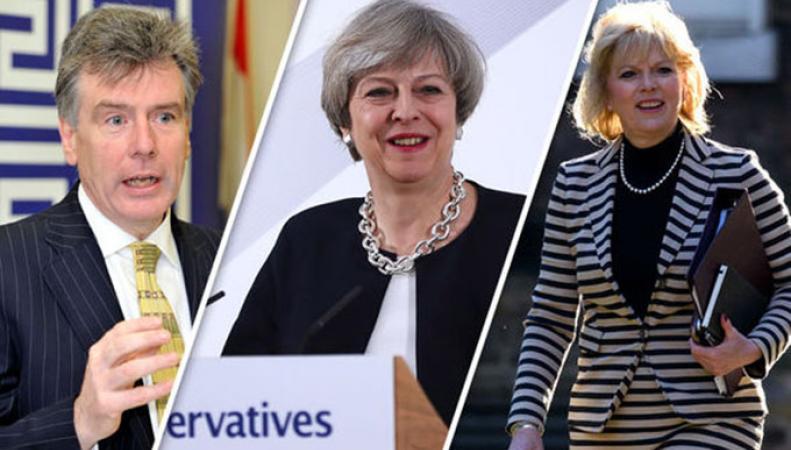 Тереза Мэй сообщила , что Brexit сплотит британцев
