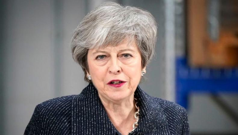 «Мы можем не выйти вообще»: Тереза Мэй заявила о возможности отзыва заявки на выход из ЕС