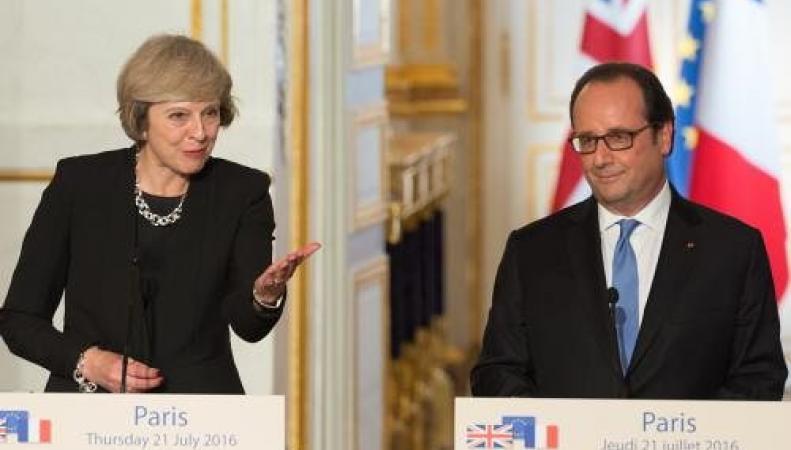 Франция предъявила ультиматум Великобритании фото:theguardian.com