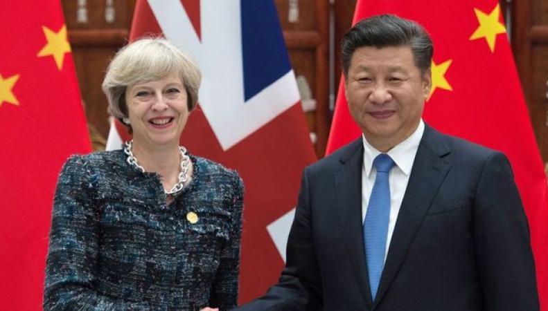 Великобритания после Brexit сменит приоритеты во внешней торговле фото:dailymail.co.uk