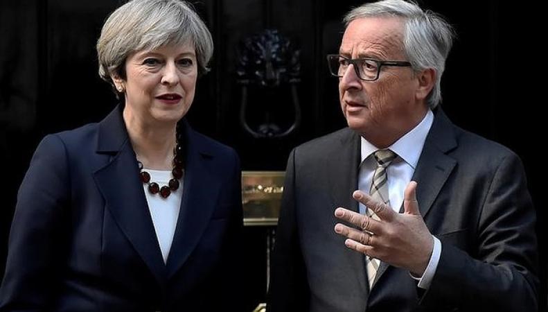 Размер отступных Британии за Брекзит может увеличиться до ста миллиардов евро фото:independent