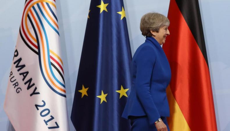 Британский бизнес просит правительство отсрочить Брекзит фото:independent