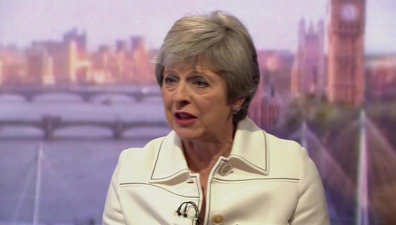 Дональд Трамп дал «ценный совет» Терезе Мэй относительно Брекзита