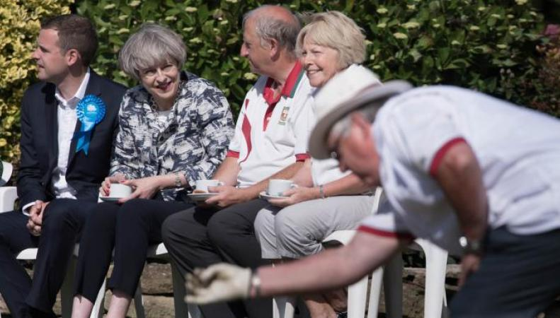 Тереза Мэй отправится в агитационный тур по стране с планом Брекзита