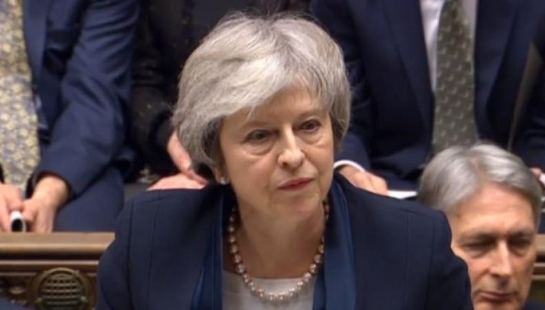 Палата общин проголосовала против договора о Брекзите