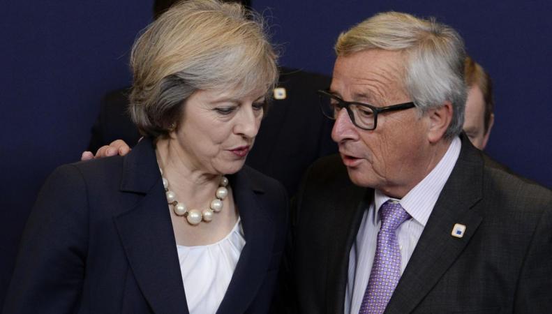 Главы стран Евросоюза проигнорировали Терезу Мэй на саммите в Брюсселе фото:independent.co.uk