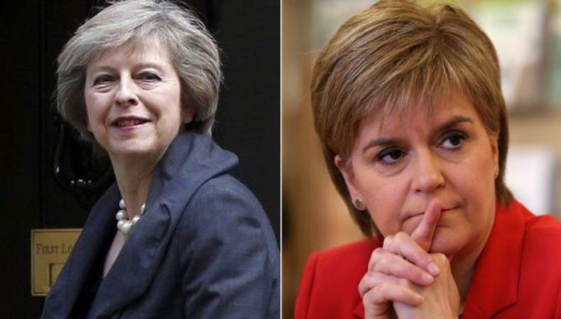 Парламент Шотландии проголосовал запроведение нового референдума онезависимости