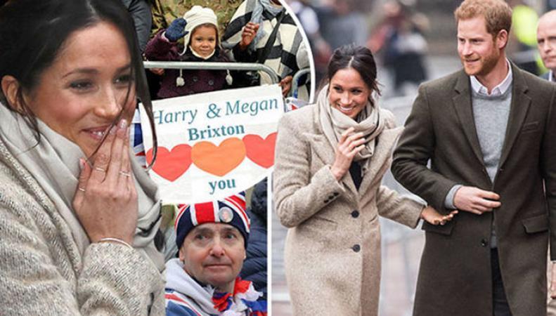 Меган Маркл покорила британцев новым образом