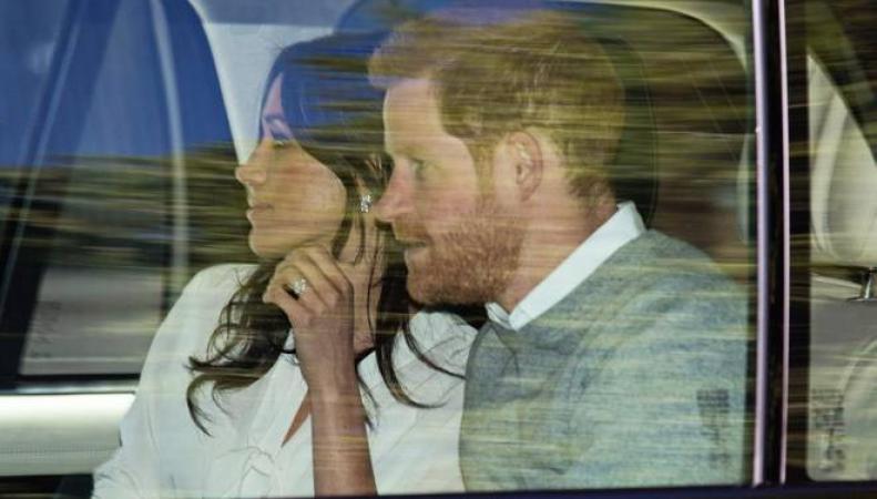 Члены королевской семьи съезжаются в Виндзор на репетицию церемонии бракосочетания