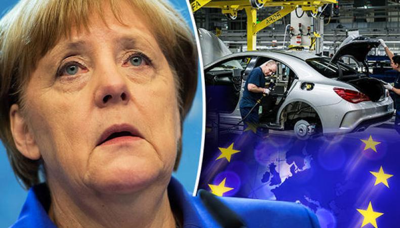 Германии придется договариваться с Великобританией наперекор воле Евросоюза фото:express.co.uk