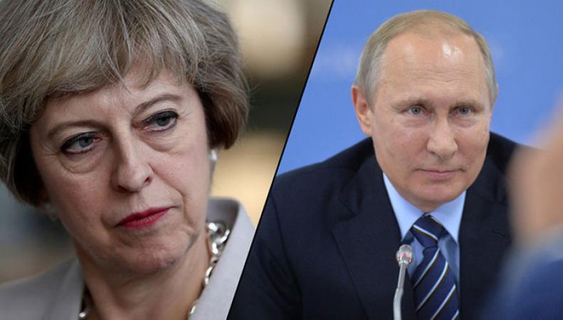 """Посольство России в Великобритании подняло на смех западное СМИ, назвавшее Мэй """"пешкой Путина"""""""