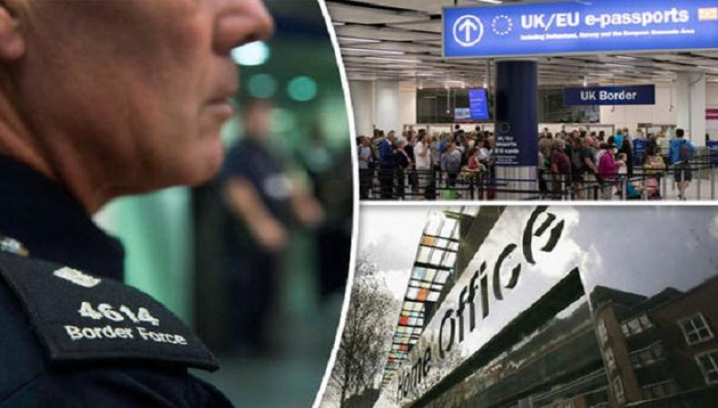 """МВД Великобритании """"потеряло"""" более 56 000 нелегалов"""