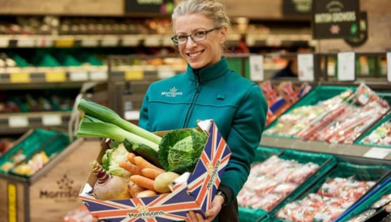 Morrisons накормит семью на неделю за три фунта стерлингов фото:standard.co.uk