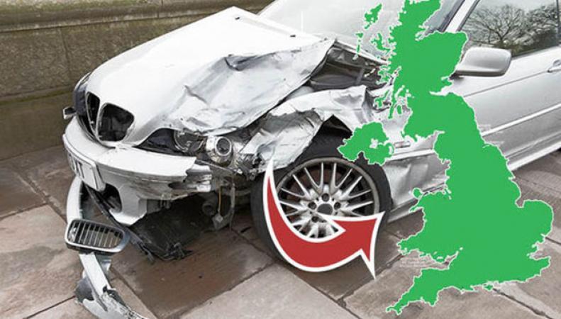 В Великобритании назвали самые опасные дороги
