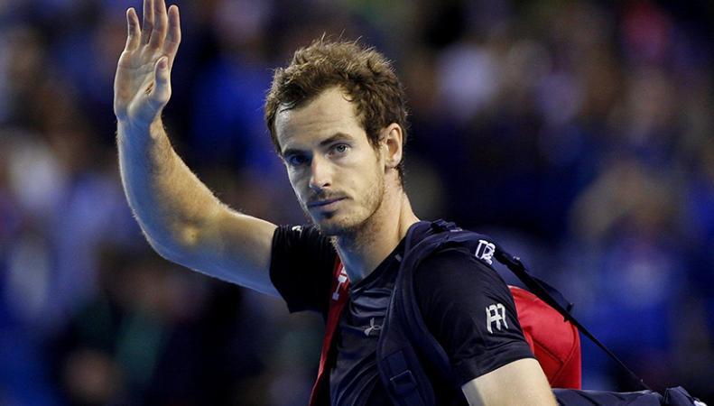 Энди Маррэй стал лучшим теннисистом планеты фото:hello.com