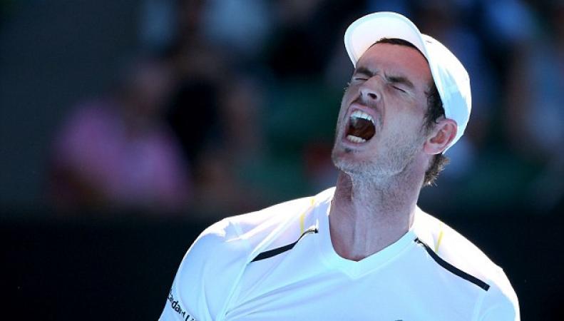 Энди Маррэй потерпел сенсационное поражение на турнире Australian Open фото:dailymail.co.uk