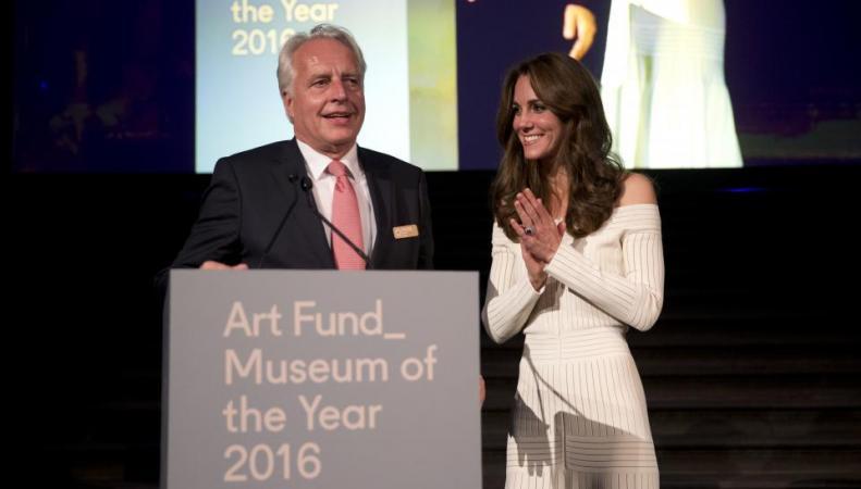 В Лондоне назвали «Лучший музей года» фото:europe.newsweek.com