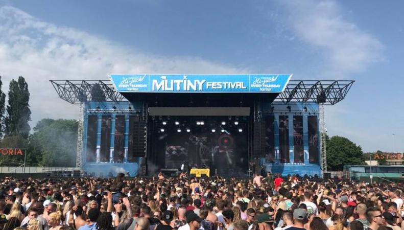 Музыкальный фестиваль в Портсмуте отменен из-за двух подозрительных смертей