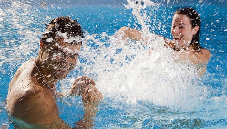 В лондонских доках появиться бассейн