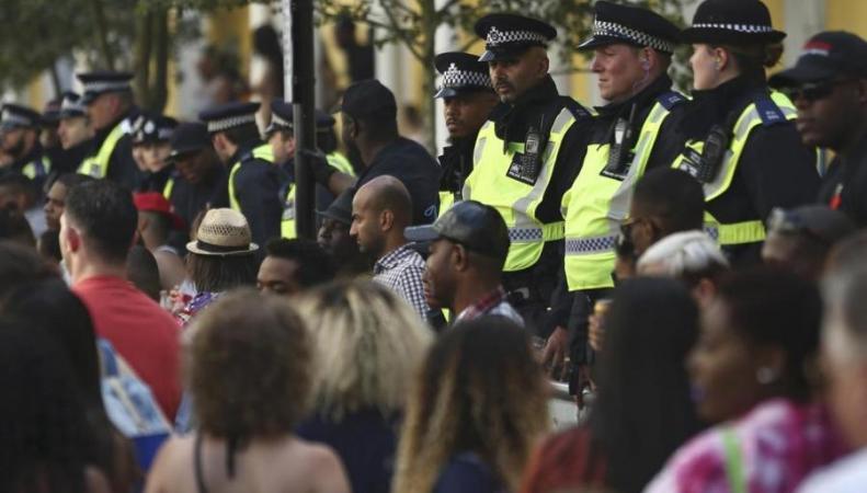 Британская полиция призывает граждан к бдительности в банковские выходные