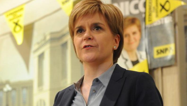 «Членство в ЕС – ключевой приоритет для Шотландии», - Никола Стерджен фото:courier.co.uk