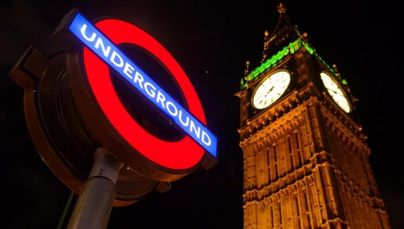 Ночное метро в Лондоне: как, где и почем фото:itv.com