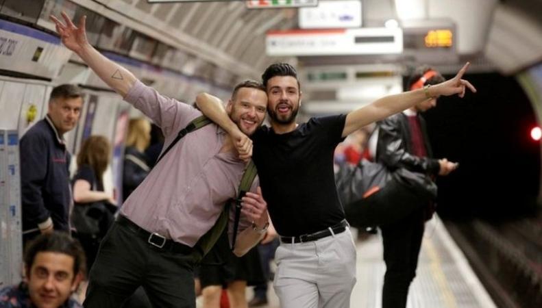 Первый уикенд Night Tube: как это было фото:bbc.com