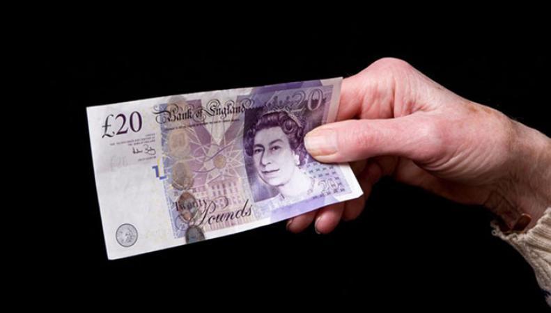 Британку обвинили в краже за найденные 20 фунтов