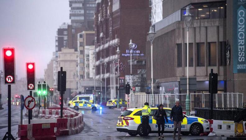 В Брайтоне эвакуирован Grand Hotel из-за угрозы взрыва