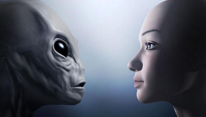 встреча с инопланетянами