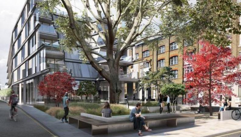 Жители Шордитча выступили против строительства отеля компании Роберта де Ниро фото:standard.co.uk