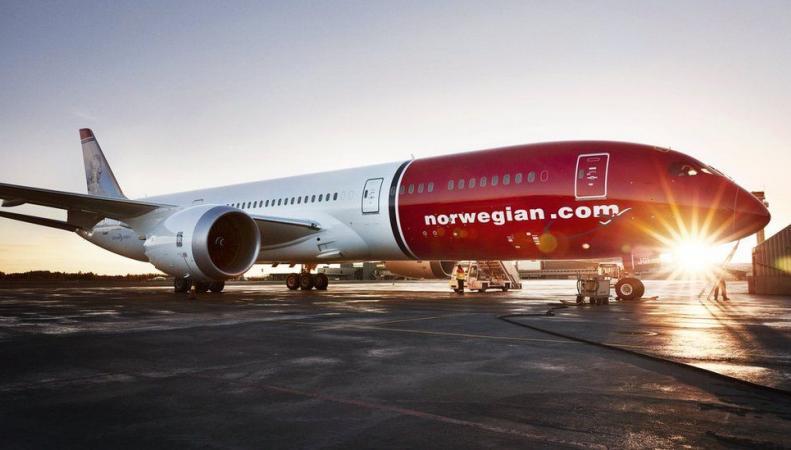 Британский авиахолдинг рассматривает вопрос о покупке норвежского лоукостера