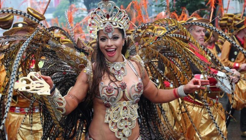 Карнавал в Ноттинг-Хилле: Что, где и когда фото:londonist.com