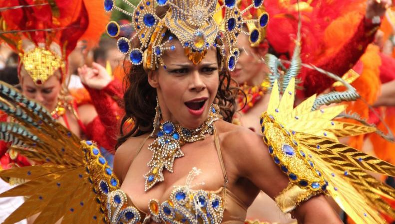 Карнавал в Ноттинг-Хилле: все самое важное о предстоящем празднике фото:londonist