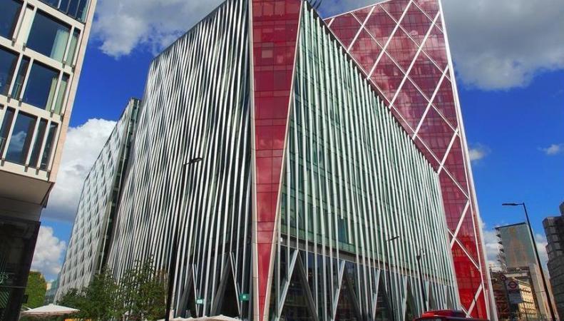 В Лондоне выбрали самое уродливое здание фото:standard.co.uk