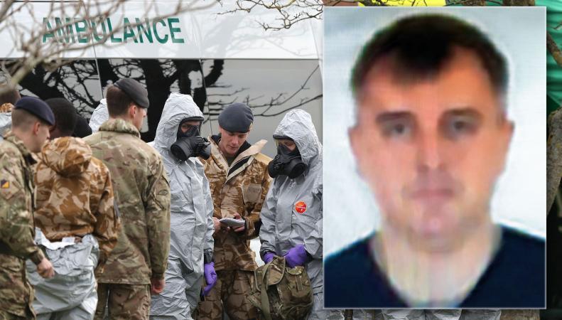 Журналисты назвали настоящее имя третьего подозреваемого в отравлении Скрипалей