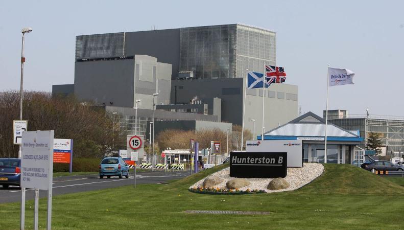 В реакторе шотландской АЭС обнаружены трещины