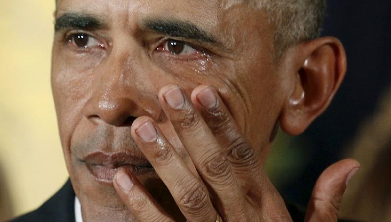 Обама плачет: Посольство РФ в Лондоне ответило на его демарш