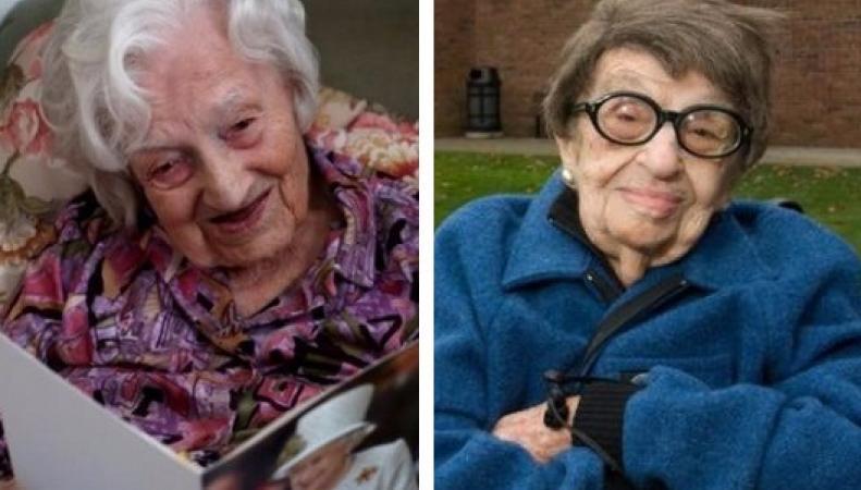 Старейшие жители Соединенного королевства и США умерли в один день