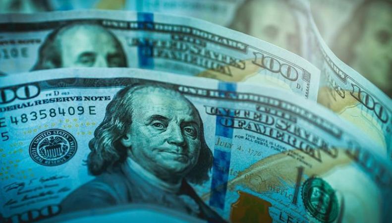 Россия скупила облигации США