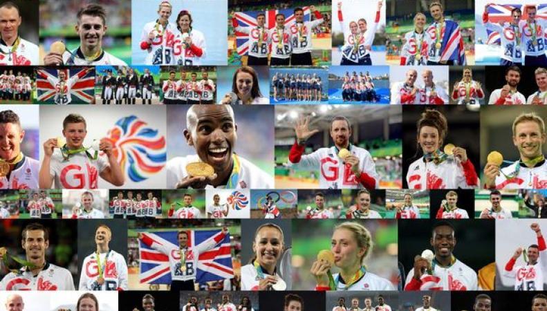 В Манчестере  и Лондоне состоится большой Олимпийский парад фото:manchestereveningnews.co.uk