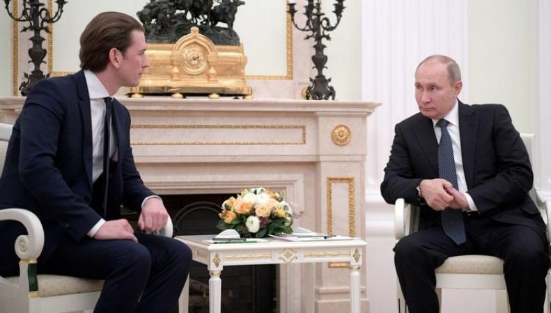 Путин рассказал, при каком условии сохранится транзит газа через Украину