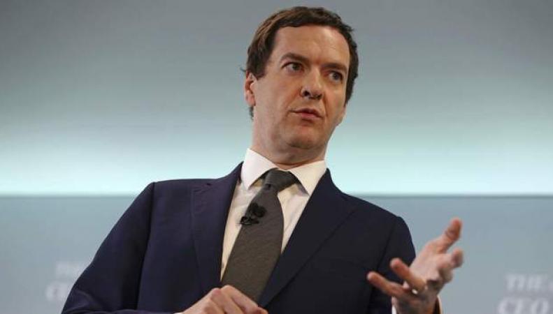 Джордж Осборн попросил США не бросать Британию после Brexit фото:dailymail.co.uk
