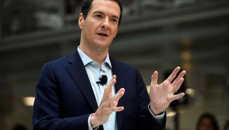 Отставной министр финансов получает тринадцать тысяч фунтов в день фото:reuters