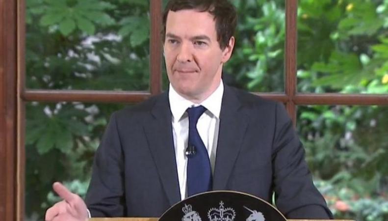 Джордж Осборн официально признал чрезвычайную ситуацию в экономике фото:independent.co.uk
