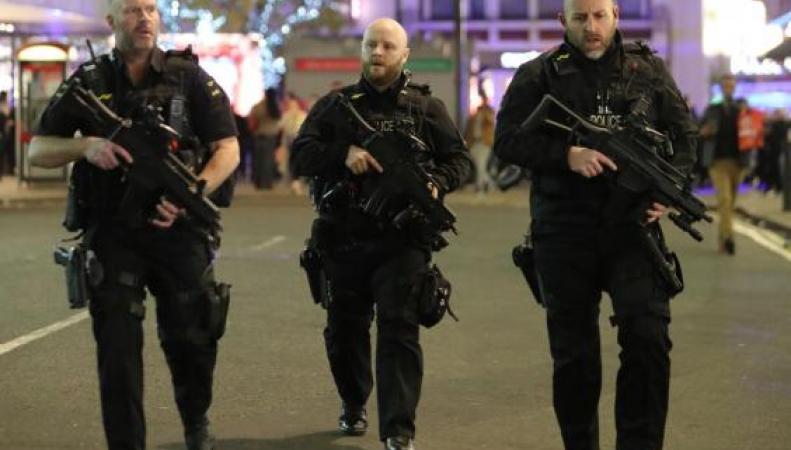 Скотланд-Ярд дал разъяснения о «теракте» на Оксфорд-стрит