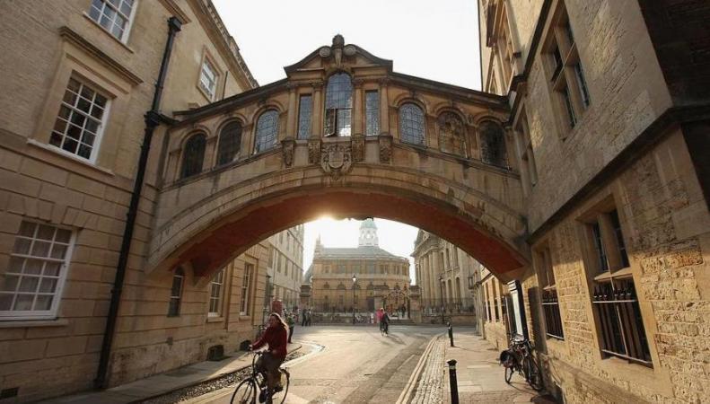 В Оксфорде запретят бензиновые и дизельные автомобили фото:standard.co.uk
