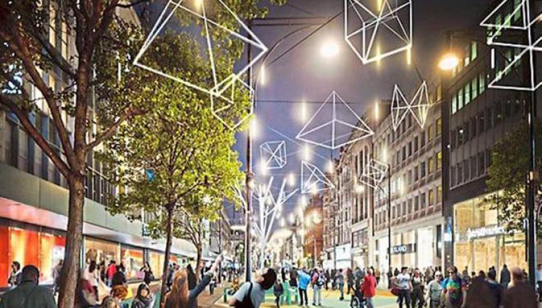 Управа Вестминстера отказалась делать Оксфорд-стрит пешеходной улицей